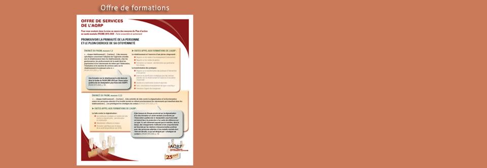 Carrefour de formation et de recherche