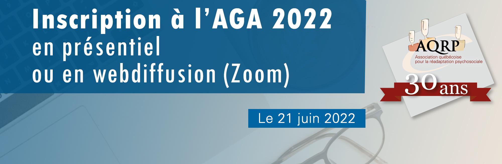 Bandeau AGA 2021 AQRP